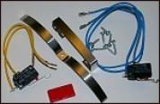 Ersatzteile, um einen Garagentorantrieb von SOMMER zu reparieren